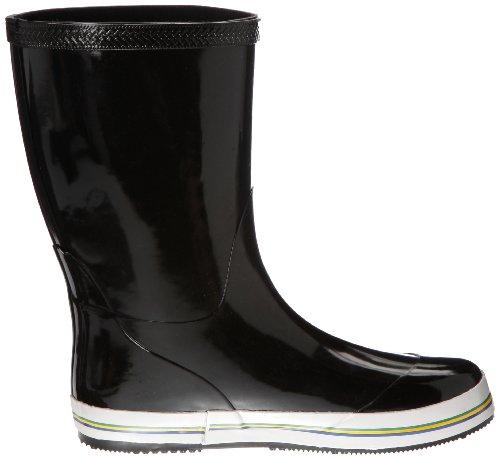 Havaianas Aqua Rain Boots, Stivali di gomma Donna Nero (Black 0090)