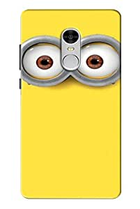 Redmi note 4 Cartoon print hard high quality mobile Back Cover Case best colour and best fitting cover and this is very popular mobile cover (NO-1 Seller in Amazon)