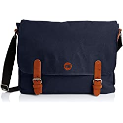 Mi-Pac Messenger - Bandolera, color azul