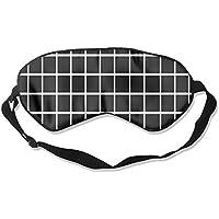 Sleep Eyes Masks Back Stripe Pattern Sleeping Mask For Travelling, Night Noon Nap, Mediation Or Yoga preisvergleich bei billige-tabletten.eu