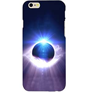Casotec Light Ball Design Hard Back Case Cover for Apple iPhone SE