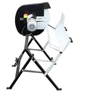 Scie à bûches - Scie Circulaire - 450 MM / 230 V - 2,6 kW