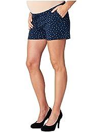 Noppies Damen Umstandsschlafanzughose