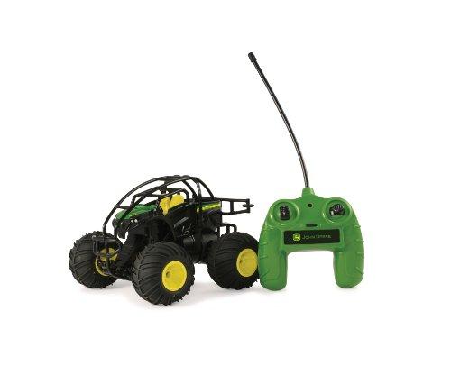 John Deere 46306 - Monster Treads RC Buggy, Fahrzeuge mit Funktion, Mehrfarbig (Kinder John Traktor Deer)
