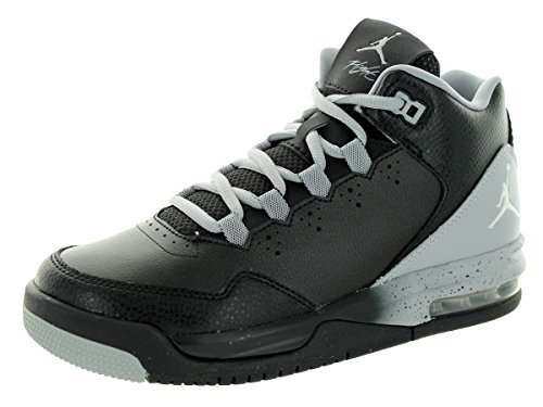 Nike Jungen Turnschuhe, Schwarz Grau Schwarz