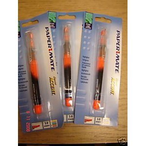 papermate-liquid-accent-free-ink-system-orange-highlighter