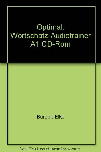 Optimal Wortschatz-Audiotrainer A1