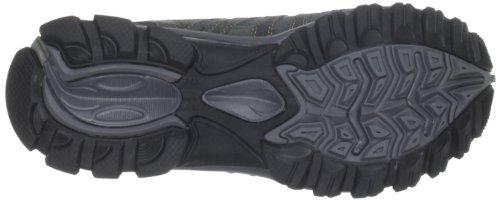 Hi-Tec Alto Wp, Herren Trekking- & Wanderstiefel Grau (Charcoal/Grey/Beacon)