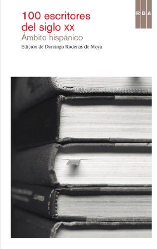 100 escritores del siglo XX. Ámbito hispánico propone un viaje literario por la obra de los más importantes escritores españoles e hispanoamericanos del siglo pasado, sin los cuales es imposible entender en toda su complejidad ese convulso periodo. D...