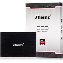 Zheino 2.5 Pulgadas Ide 64gb SSD Pata IDE 44Pins Pata IDE 44 Prendedores Unidad de Estado Sólido Solid State Drive (MLC Flash)