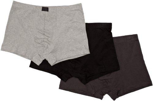 ESPRIT Bodywear Herren Pant 992EF2T913/VALUE PACK 3.PCS, Gr. 7, Mehrfarbig (960)