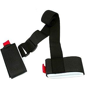 Harddo Verstellbarer Schultergurt für Erwachsene und Kinder mit Klettverschluss