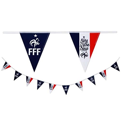 Price comparison product image Inconnu Unknown FFF Paper Bunting and Garland Kit - 3.7 m - White