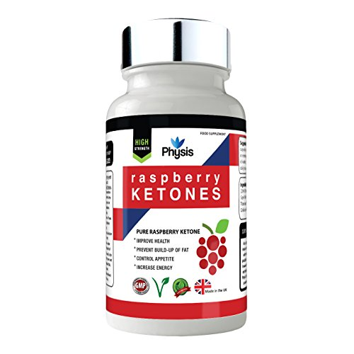 Physis Pure Raspberry Ketones - pure fresh