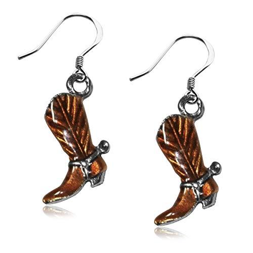 Whimsical Gifts Horse Lover Charm Earrings