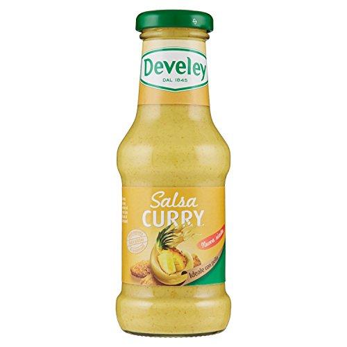 Develey salsa curry - 250 ml