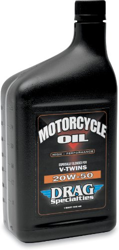 Harley davidson moteur drag 20W50 décoratif 946 ml