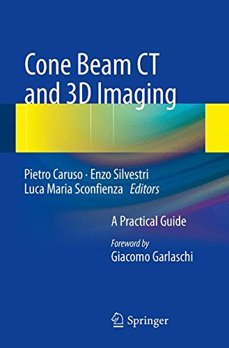 Cone Beam CT and 3D imaging: A Practical Guide
