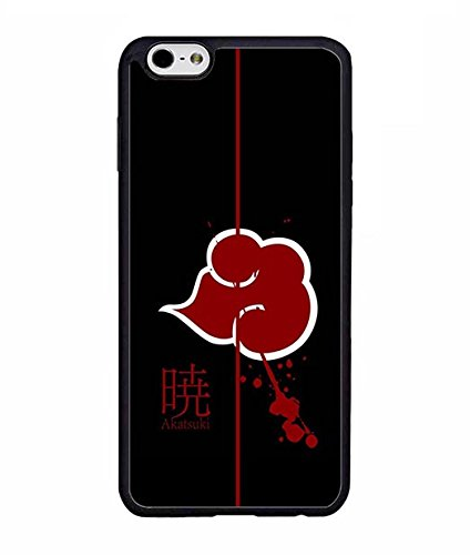Iphone 6s Coque Case, Akatsuki-Naruto Comics Funny Pattern Extra Slim Fit For...