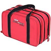 Dam Steelpower Red Water Repellent Lure Bag