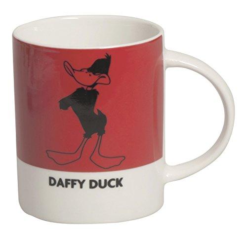 excelsa-looney-tunes-mug-daffy-duck-300-ml-porzellan-rot-89-x-89-x-9-cm