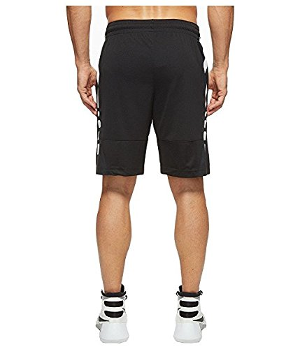 Direkte Mesh Shorts (Herren Nike Elite Basketball Short Schwarz / Wei? Gr??e XXX-Large)