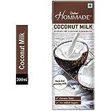 Dabur Hommade Coconut Milk, 200ml