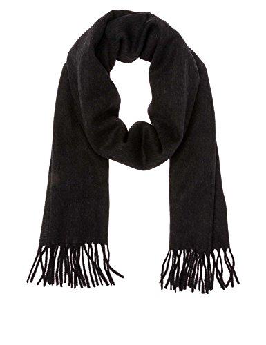 STRENESSE Messieurs Foulard Collection d'hiver Noir