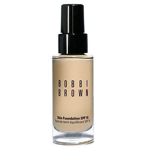 Bobbi Peau Brune Foundation Spf 15 30Ml D'Amande - Paquet De 6