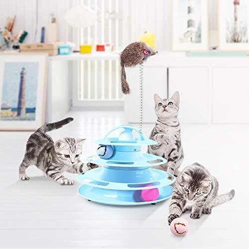 Zoom IMG-2 pecute giocattolo gatto traccia antiscivolo