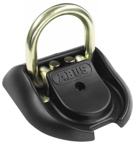 ABUS WBA100 Granit C / SB Padlock, Black, M