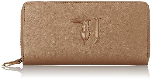 Trussardi Jeans Ischia Portamonete, 21 cm, Bronze