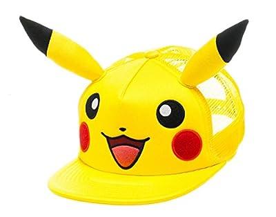 Casquette 'Pokémon' : Pikachu avec Oreilles