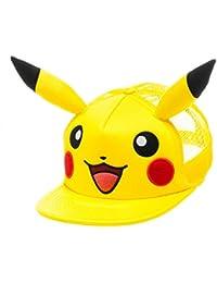 Casquette 'Pokémon': Pikachu Avec Oreilles [Importación Francesa]