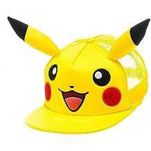 Pokémon Snapback Kappe Pikachu mit Ohren [Andere Plattform]