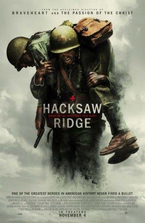 HACKSAW RIDGE – Mel Gibson – US Imported Movie Wall Poster Print - 30CM X 43CM Brand New