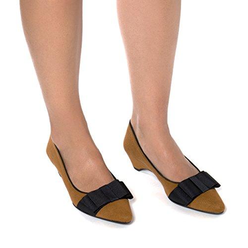 NAE Valentina Braun - Damen Vegan Schuhe - 5