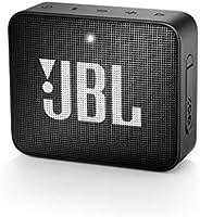 مكبر صوت جو 2 محمول يعمل بتقنية البلوتوث من جي بي ال، لون اسود، رقم الموديل: JBLGO2BLK