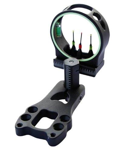 Zielvorrichtung / 3 - Punkt Visierung für Compound Bögen + G8DS® Aufkleber