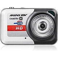 HD Ultra Portable 1280 * 1024 Mini Cámara X6 Grabadora de Video Digital Small CAM