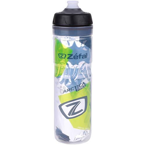 Bike-ernährung-box (Zefal Arctica Pro 75 Trinkflasche für Radsport, Grün, cl)