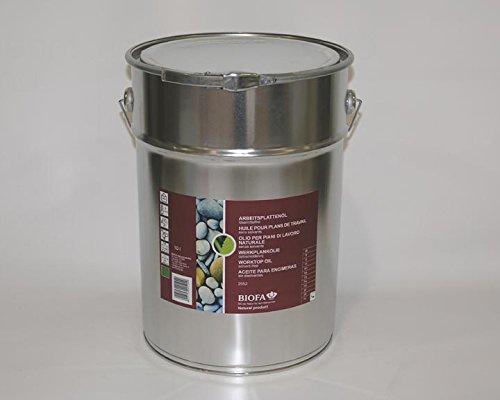 Biofa Arbeitsplattenöl 2052, 10 Liter