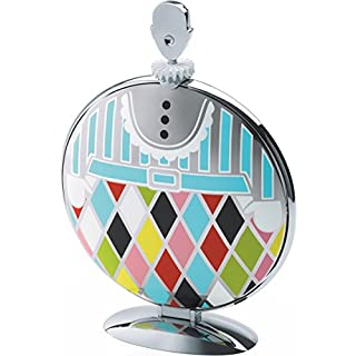 Alessi Fatman Folding Cake Stand, Stainless Steel