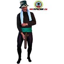Disfraz de Negro del Whatsapp - L
