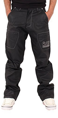 g-king-star-waxed-finished-mens-boys-jeans-loose-style-is-time-money-nappy-w34-regular-approx-32