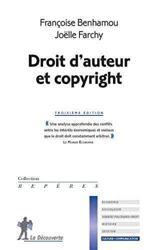 Droit d'auteur et copyright