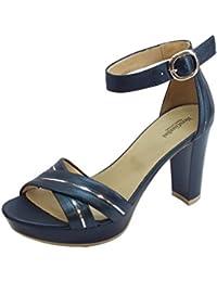 Nero Giardini Sandales Sandales Nerogiardini P805845d-201 5845 Chaussures À Talons Bleu Nero Giardini 2Gx5Vfx3qu