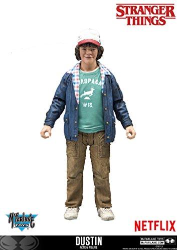 Stranger Things Wave 2 Dustin Action-Figur, Mehrfarbig, Einheitsgröße
