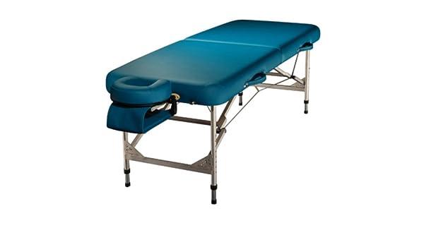 Table de Massage Pliante Vigor Bordeaux (Modèle d