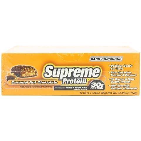 Supreme Protein 96 g Caramel Nut Crunch